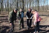 Близько 3,5 тис. дерев висадили працівники ОДА