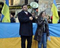 «Римська сотня» - на захисті ідеалів Майдану