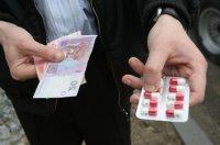 Міліція затримала групу підозрюваних у збуті метадону й інших наркотичних засобів у Тернополі