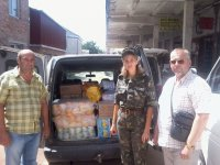 З Тернопільщини вирушив автобус з провіантом для батальйону територіальної оборони