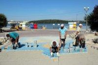 Реконструкцію набережної завершать до Дня Тернополя