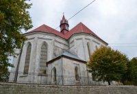 Вірменська церква в Бережанах відзначила 250-ліття