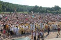 Тернопільська ОДТРК наблизила до глядача події Всеукраїнської прощі до Зарваниці