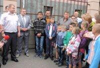 Діти бійців з Тернопільщини вирушили на відпочинок у Сербію