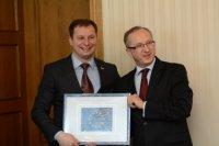 Тернопільщину відвідав Посол Євросоюзу