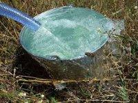 У криниці на Тернопільщині з'явилася ... гаряча вода