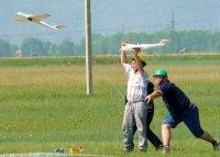 Обласні змагання з авіамодельного та ракетомодельного спорту