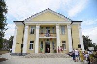 У селі Трибухівці, Бучацького району, відкрили відремонтований будинок культури, який не працював понад 15 останніх років.