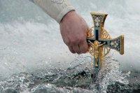 Освячена вода потекла з кранів у Тернополі