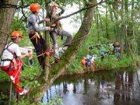 У Микулинцях відбувається чемпіонат області зі спортивного туризму