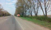 Невідомі особи злили нечистоти у меліоративний рів поблизу села Мишковичі Тернопільського району